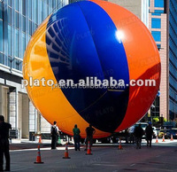 Advertising/Attractiving advertising giant/big Inflatable beach ball