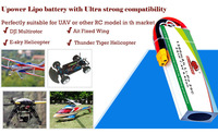 1300mAh 2S 7.4v rc lipo battery pack for tablet pc electonic mouse and bluetooth speaker
