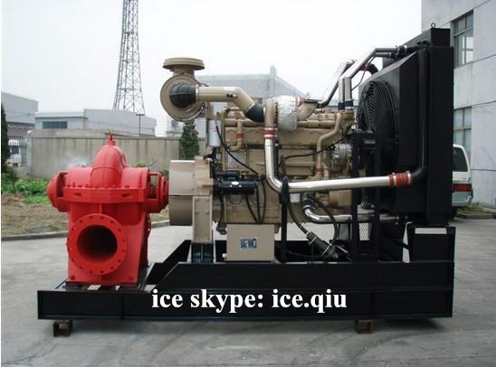 Hbw agricultural irrigation 5hp diesel engine water pump for Diesel irrigation motors for sale