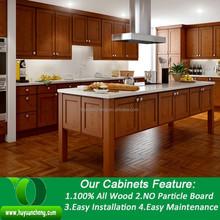 High quality nice elegant wooden kitchen cabinet
