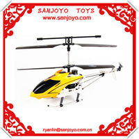 807 3.5 channel infrared alloy rc helicopter