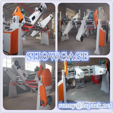 Electric Mill Roll Stand for Corrugated carton production line,Carton box making machine prices,automatic packing machine