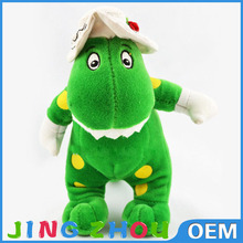 kids and children birthday gift 3d animal stuffed mini doll plush dinosaur toys