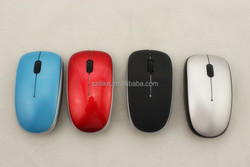 Cute computer wireless mouse with side buttons RF312