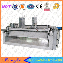 2015 hot selling in India market China Xuanjin brand name 4feet CNC gray colored spindleless 0.3-4mm veneer peeling machine