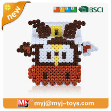 Gift set Yirun 5mm diy bead kids bricks intellect blocks toys