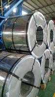 Hot dipped zinc coated steel coilsZ40