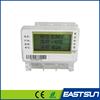 "25m Communication distance ABS 1.8""dot-matrix shelf label"