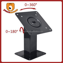 Quality of 180 degrees Tilt 360 degrees rotate metal tabletop security devices Tablet Pc Stand Manufacturers