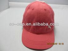 fuchsia baseball hat