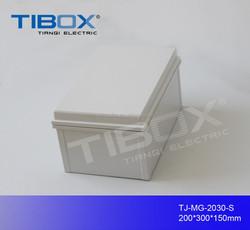 TIBOX enclosures for electronics plastic/molded plastic electronic enclosure
