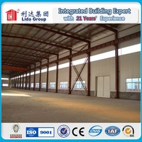 Light Steel/Metal Structure/Frame for House /Villa from Chinese Leader Manufacturer with Competitive Price High Quality