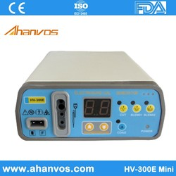 Radio frequency electrosurgical unit HV-300E Mini with high popularity for home use