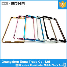 0.7mm Ultra Thin Lightweight Metal Aluminium Note 4 Bumper Case, Phone Case for Samsung Note 4