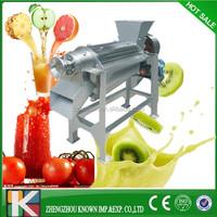 Widely use juice extractor/screw juice extractor for fruit/industrial juice extractor for pear,apple,mango,carrot,lemon
