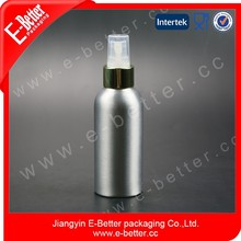 200ml aluminium bottle for fregrance