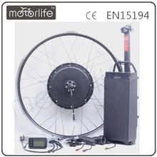 Motorlife / OEM 48 v 1000 w motor eléctrico para bicicletas