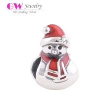 2015 christmas gift sisha claus fits cheap pendants and charms fashion bracelets made