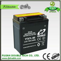 made in china, mf YTX7L-BS motorcycle battery, motorcycle parts