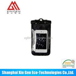 Shanghai XG High clear and Transparent TPU waterproof phone bags