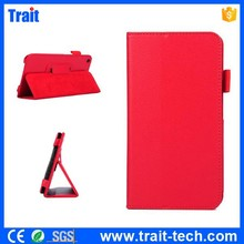 Factory Price Magnetic Flip Stand Wallet Leather Case for Acer iconia A1-724 , No MOQ,Paypal Accepted , No MOQ,Paypal Accepted