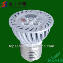 2013 China new led lighting, dimmable PAR30 12W led spotlight , CE Energy star qualified led bulb