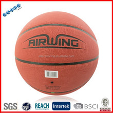 Make your own basketball ball with new design