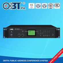 School bell Timing Synchronization System for Professional Audio Broadcasting