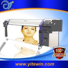 3.2m large format spectra Polaris 512 head LJ 320P flora outdoor printer