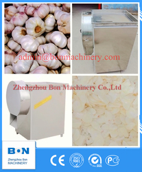 High Quality Electric Stainless steel Garlic Slicer Garlic Slicing Machine