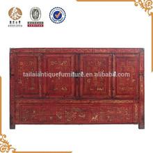 Muebles antiguos de china- gabinete de antigüedades