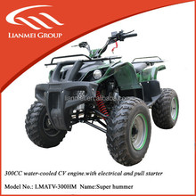 300cc sport atv racing quad bike