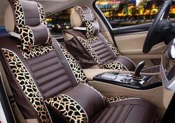 Fashion Leopard high quality Car interiors car seat cover