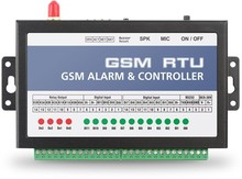 CWT5013 GSM RTU with 12 voltage level inputs ( 5-30V) and LED indicator