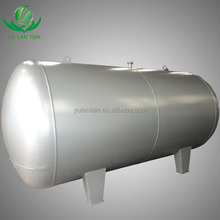 Widely used in factory/wild/journey etc units 80-30000 liter Carbon steel pressure tank/vessel of water treatment