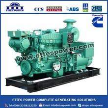 Marine Diesel Generator Set/Marine Diesel Generating Set powered by Cummins Marine Engine