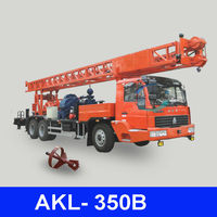 Your trustful China manufecturer, AKL-350B hp drilling rig