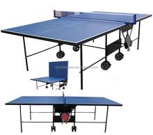 Popular móvil equipo de tenis de mesa para entrenamiento