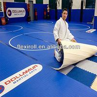 Brazilian Jiu-Jitsu Jigsaw mat/Flexi Roll mat/martial arts mat