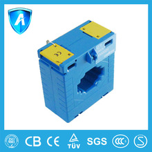 Low voltage measuring current transformers