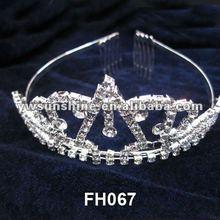 Bridal jewellery diamond crowns and tiaras