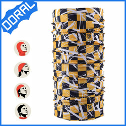 Yiwu Doral brand Wholesale Fashion sublimation printing Custom Neck Gaiter