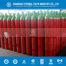 Made In China Seamless Steel Natural Empty Welding Industrial Gas Cylinder Argon Gas Bottle Price