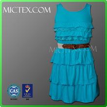 2013 nouvelle mode belle robe décontractée