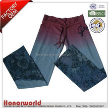 20 years professional BSCI approved factory 95% polyester 5% spandex fabric