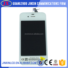 Brand new quality oem top sell cheap lcd for iphone 4