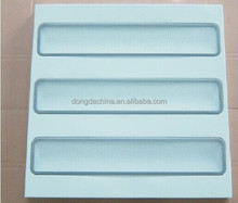 ceiling panel price 600x600 square led panel light eyeshield
