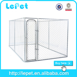 large strong safe stainless dog run fence kennel
