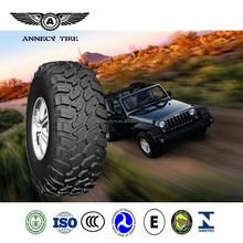Marca famosa de china venta de la alta calidad mrf 225 / 70R15 anney neumático