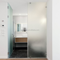good price project used commercial double glass doors